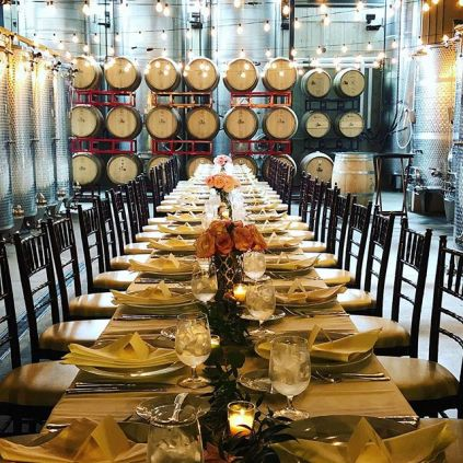 wedding venues in New Hampshire's - LaBelle Winery 1