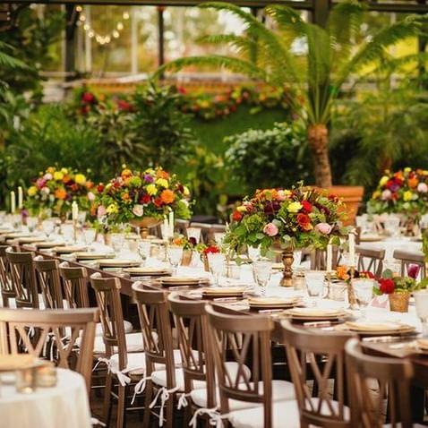 wedding venues in detroit - planterraconservatory 2