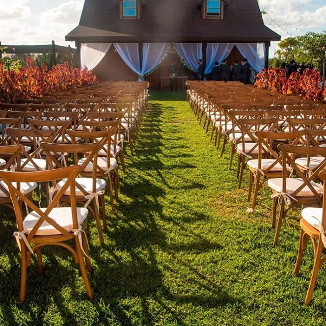 The 10 Best Rustic Wedding Venues In South Florida