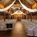 wedding venues in missouri - timberridgebarnjc 2