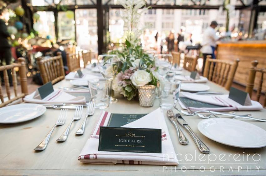 New York Wedding Venues - PHD Terace 6