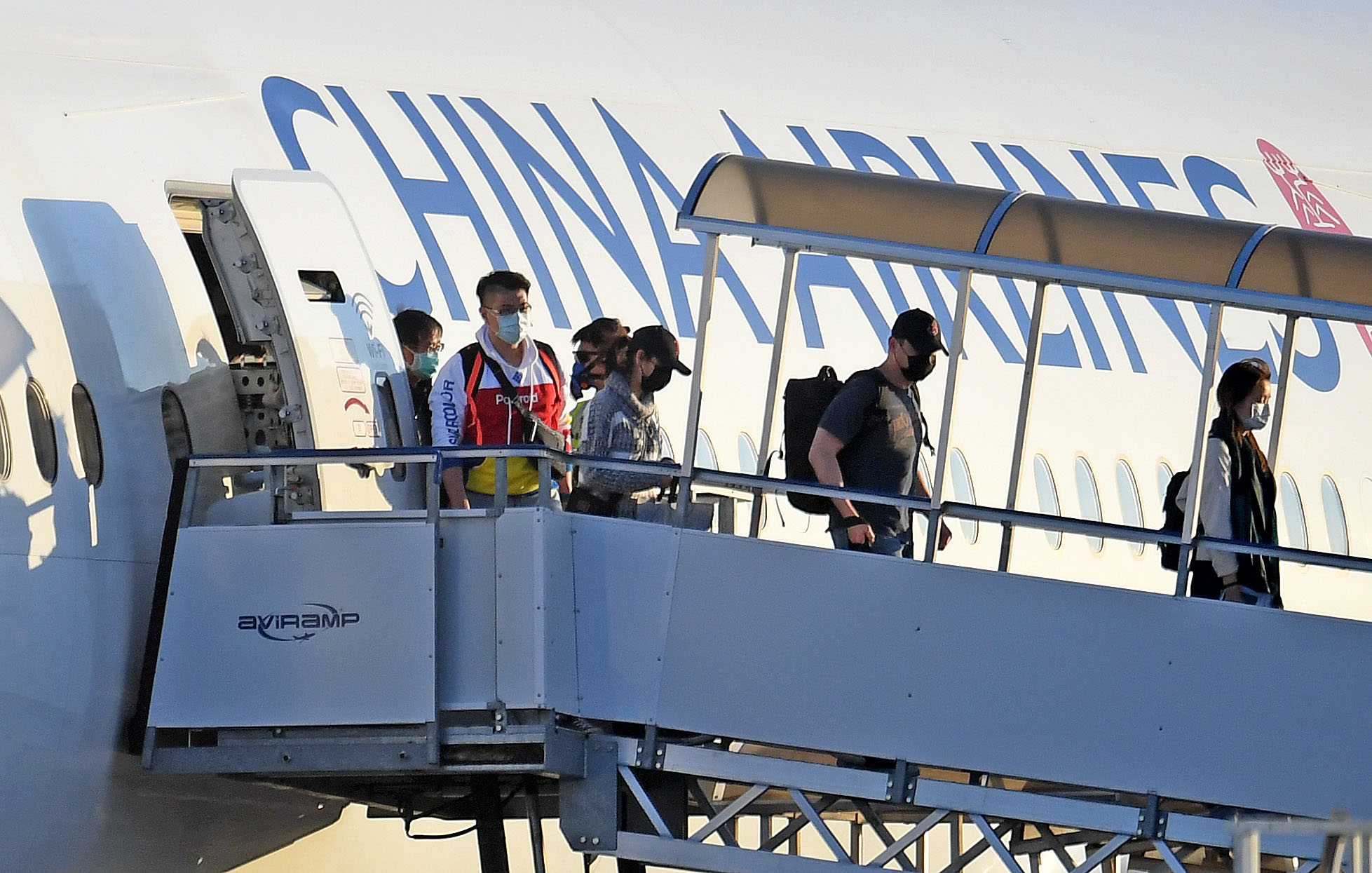 Ontario airport continues flights to and from Taiwan, despite ...