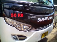 Gambar Head Lamp Jetbus 2 HD sINAR jAYA