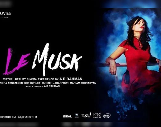 Photo of A.R. Rahman Debut as director, The MUSK