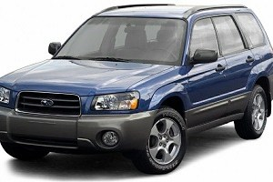 Forester II - 2003 to 2007