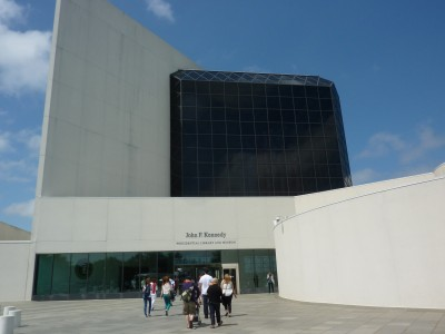 The John F. Kennedy Presidential Library and Museum