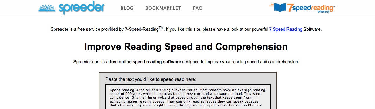 Free speed-reading apps to help you survive readers | The