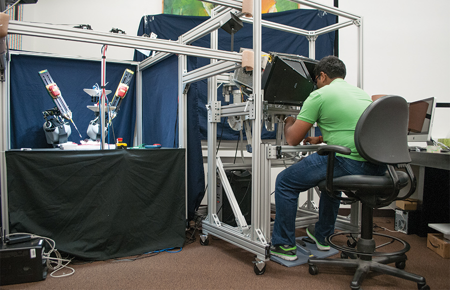 Researchers build collaborative system to teach robots human tasks
