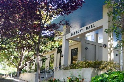 UC Berkeley Barrows Hall