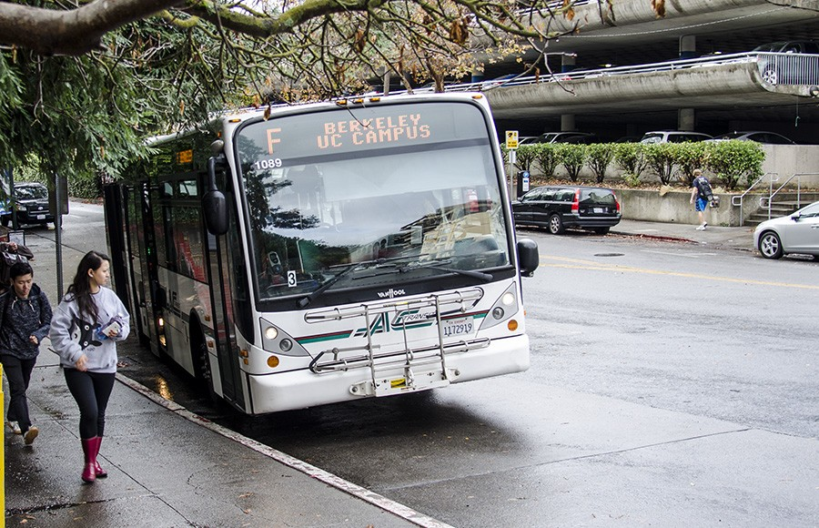 Ac Transit To Discuss Changes To F Line Other Routes At