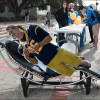Jared Goff napping