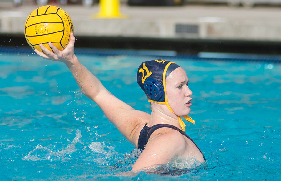 c3c6297232 Shorthanded No. 4 Cal women's water polo falters down the stretch ...
