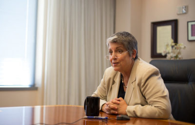 Janet Napolitano UC Regents Title ix Sexual Harassment Rules Trump Administration