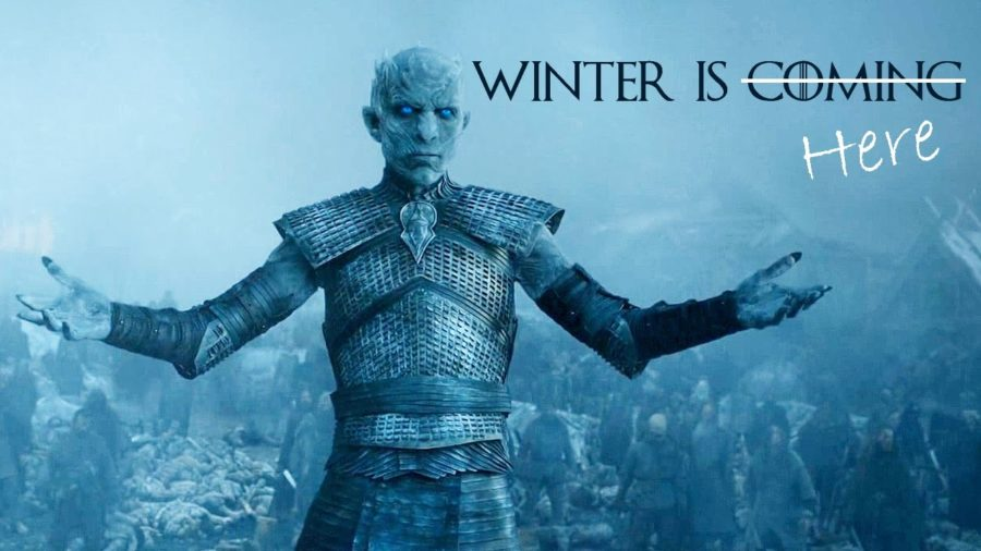 Winter is here and we can't wait