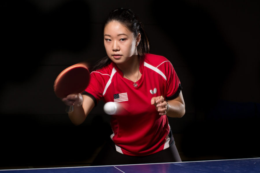 Lily Zhang wins 4th table tennis national championship | The Daily