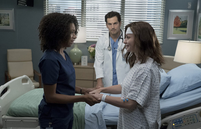 KELLY MCCREARY, CATERINA SCORSONE, GIACOMO GIANNIOTTI