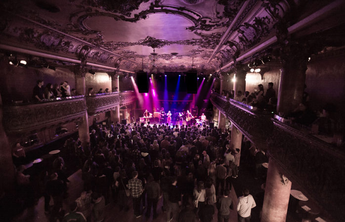 Pedro Paredes/Great American Music Hall/Courtesy