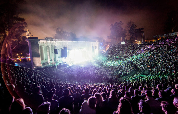 Hearst Greek Theatre/Courtesy