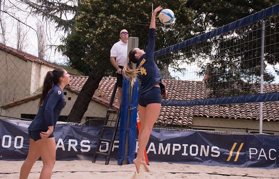 Cal beach volleyball prepares for Pac-12 North Tournament in Seattle