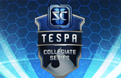 Tespa Collegiate Series for Starcraft 2018 Logo