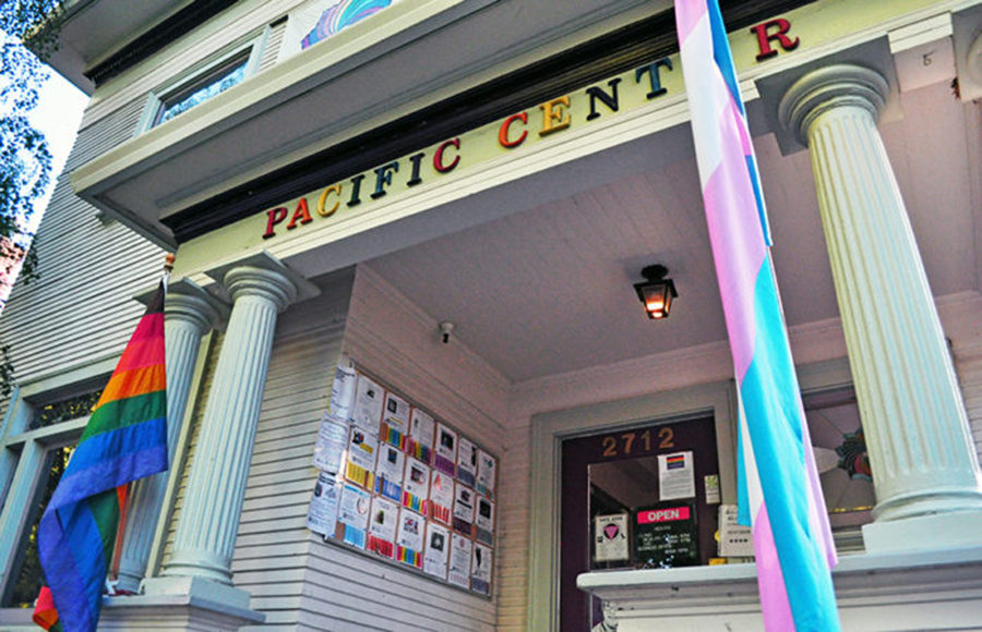 Pacific Center provides for Bay Area LGBTQ+ community