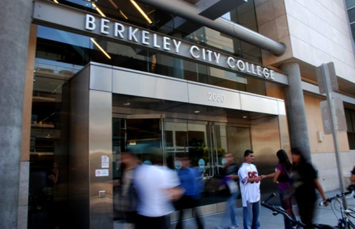 ICE agents reported at Berkeley City College