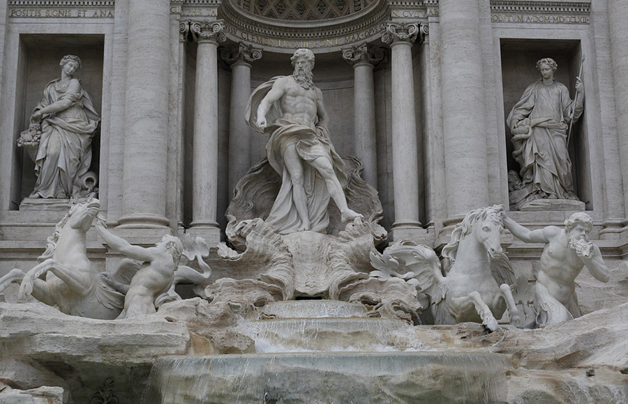 Marble Aesthetic Statue