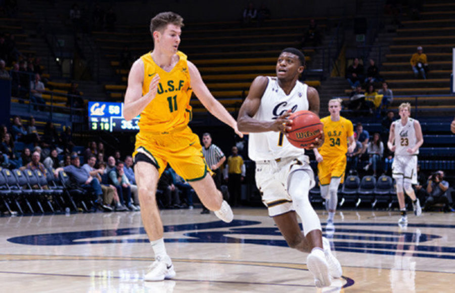 finest selection d06d0 c4b3b Former Cal men's basketball guard to transfer to SMU