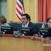 City council meeting with mayor Jesse Arreguin