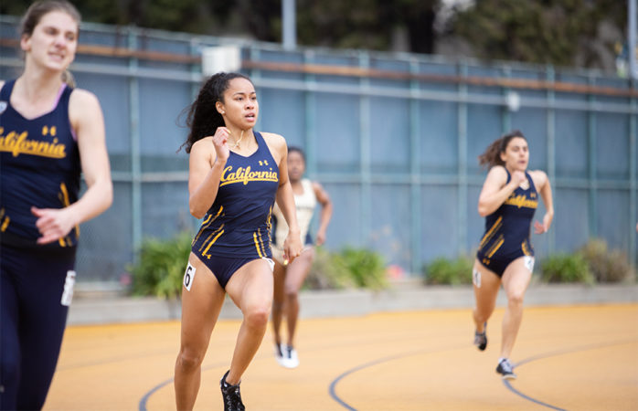 Cal track and field comes up short in 4 meets across California