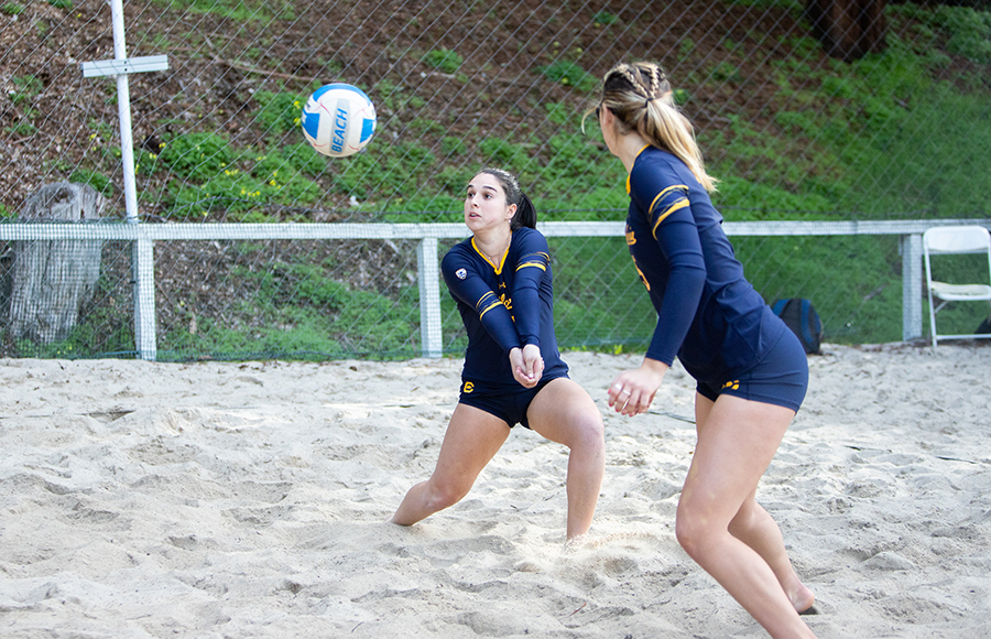 No  12 Cal beach volleyball fails to improve NCAA