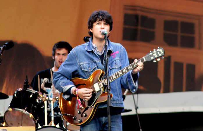 A tour of the UC Berkeley campus to the new Vampire Weekend album