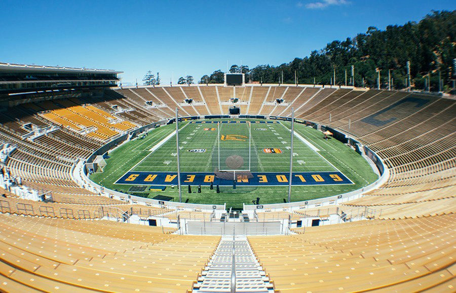 Berkeley Memorial Stadium