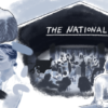 Illustration of different The National album covers