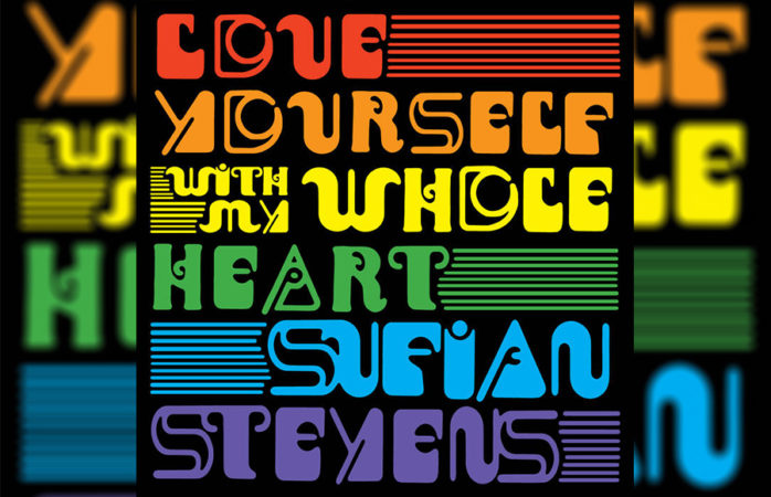 Sufjan Stevens releases songs 'Love Yourself' and 'With My Whole Heart' in honor of Pride Month