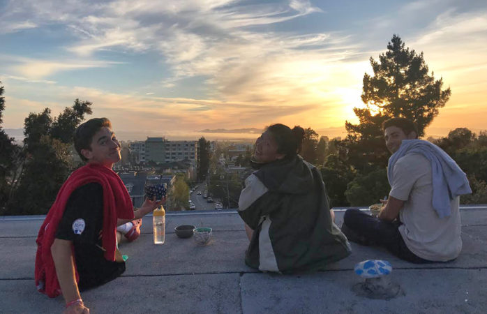 Rooftops rewritten: The best roofs in Berkeley for falling in love