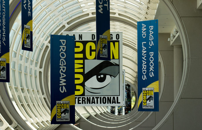 The spectacular event that was the 50th San Diego Comic-Con