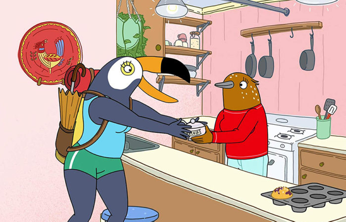 With cancellation of 'Tuca & Bertie,' Netflix perpetuates skewed programming priorities
