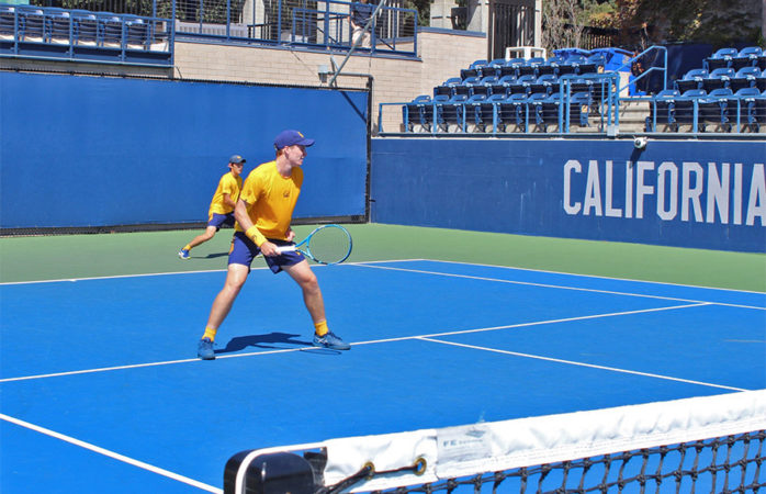 Cal men's tennis aims to shine bright in sunny Santa Barbara