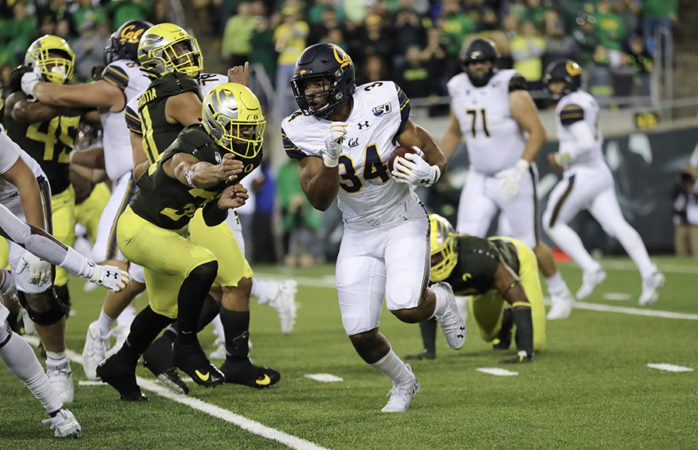 Let's get ready to rumble: Oregon State visits Cal football to usher in 2nd half of season