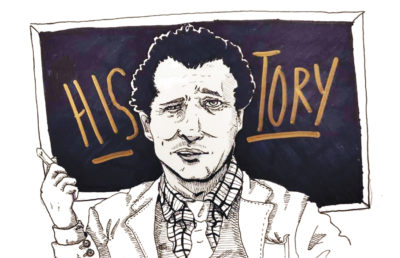 Illustration of John Leguizamo