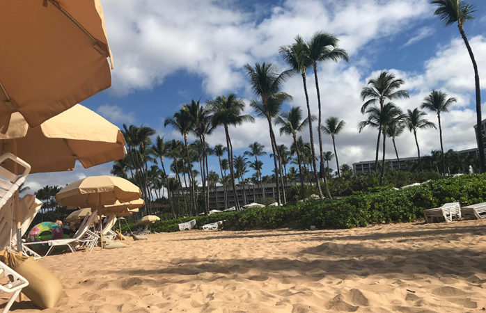 A Hawaiian escape: how going to Maui helped my mid-semester funk