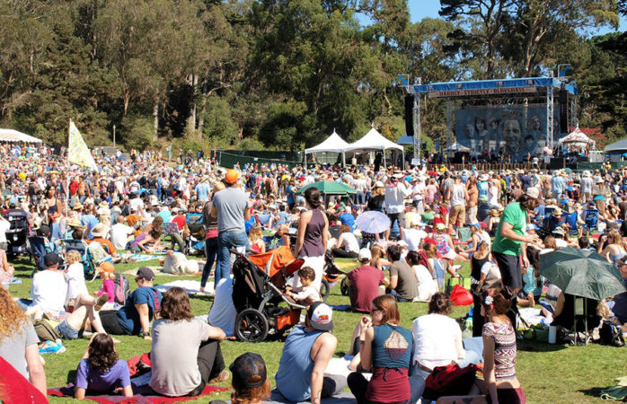 Hardly Strictly Bluegrass Festival: Expectations vs. reality