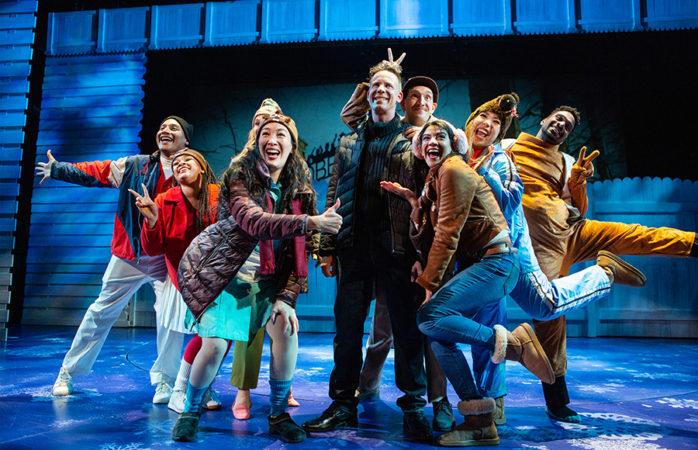SF Playhouse's 'Groundhog Day the Musical' manages to be both cute, vaguely disturbing