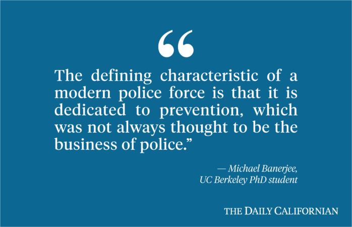 Preventive policing unjustly warrants abusive police practices