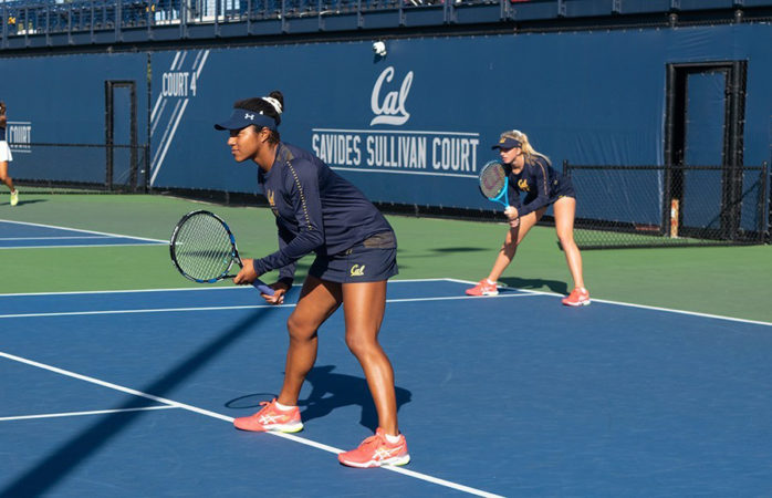 Cal women's tennis looks to claim a victory at ITA Kick-Off Weekend opener