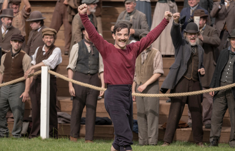 Netflix miniseries 'The English Game' scores a goal in its ...