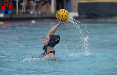 Photo of Cal Women's Water Polo