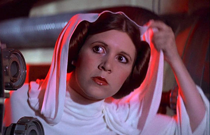 Carrie Fisher: More than a general or a princess
