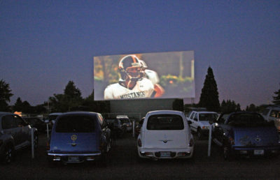 Drive Through Theater